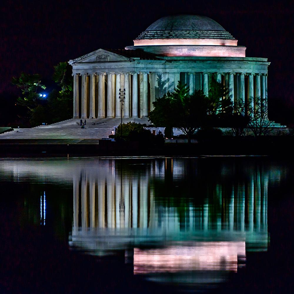 Jefferson Memorial-blog